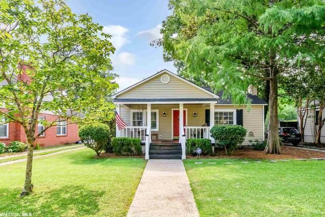 12 Elizabeth Place, Mobile, AL 36606 (MLS #315426) :: JWRE Powered by JPAR Coast & County