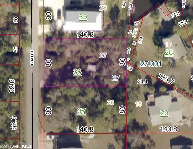 0 Boat Street, Orange Beach, AL 36561 (MLS #315441) :: Mobile Bay Realty
