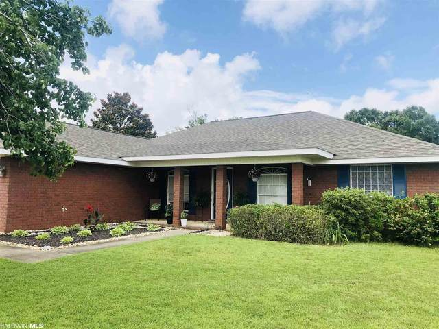 2536 E Ashford Park Drive, Foley, AL 36535 (MLS #315460) :: Ashurst & Niemeyer Real Estate