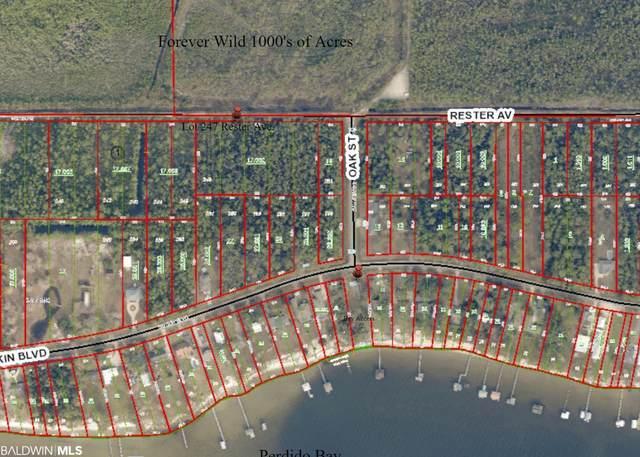 Lot 247 Rester Av, Lillian, AL 36549 (MLS #315467) :: Sold Sisters - Alabama Gulf Coast Properties