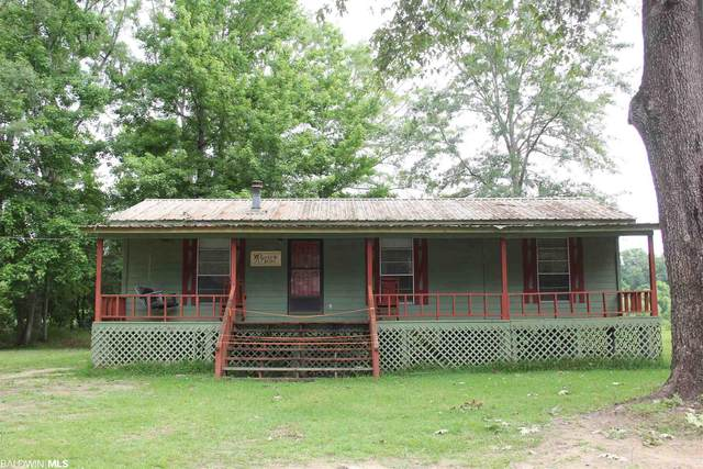 4012 Eureka Landing Road, Uriah, AL 36480 (MLS #315469) :: The Kathy Justice Team - Better Homes and Gardens Real Estate Main Street Properties