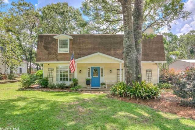 12142 Twin Oaks Drive, Magnolia Springs, AL 36555 (MLS #315492) :: Elite Real Estate Solutions
