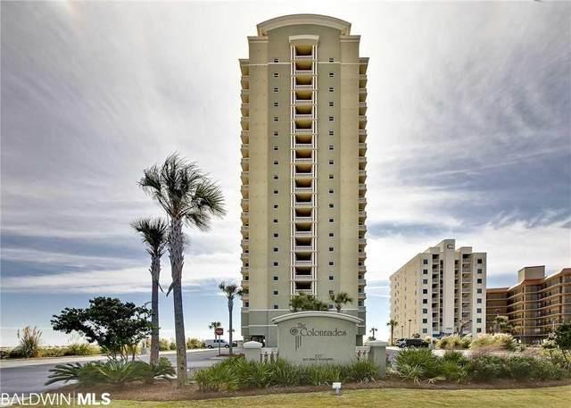 527 E Beach Blvd #201, Gulf Shores, AL 36542 (MLS #315498) :: RE/MAX Signature Properties