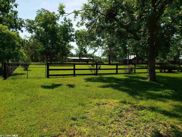 20872 East Blvd, Silverhill, AL 36576 (MLS #315531) :: The Kathy Justice Team - Better Homes and Gardens Real Estate Main Street Properties