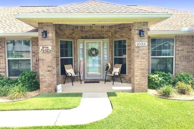 1035 Orlando Drive, Foley, AL 36535 (MLS #315540) :: Dodson Real Estate Group