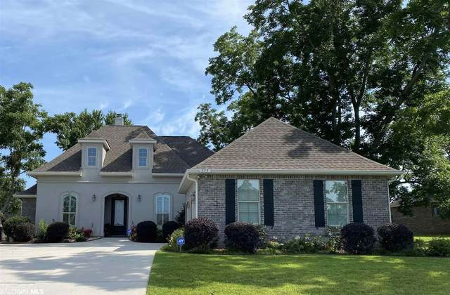 175 Margaret Drive, Fairhope, AL 36532 (MLS #315541) :: The Kathy Justice Team - Better Homes and Gardens Real Estate Main Street Properties