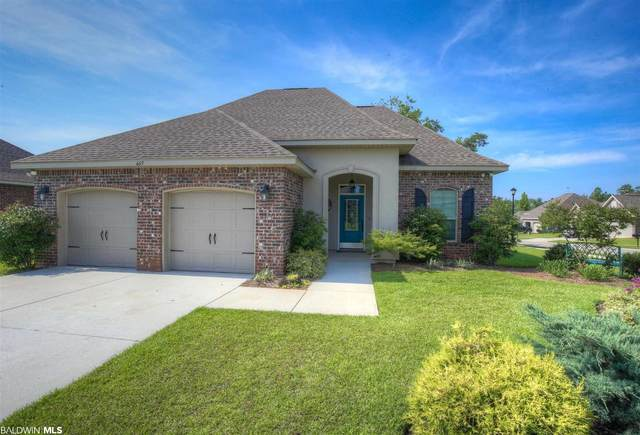 669 Turquoise Drive, Fairhope, AL 36532 (MLS #315553) :: The Kathy Justice Team - Better Homes and Gardens Real Estate Main Street Properties