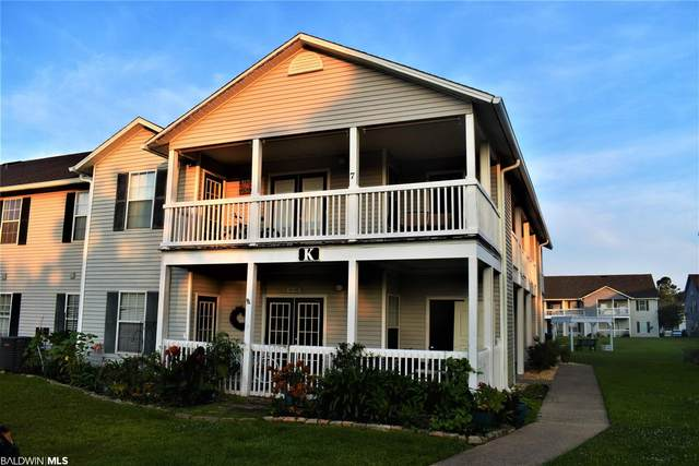 6194 Gulf Shores Pkwy K7, Gulf Shores, AL 36542 (MLS #315568) :: The Kathy Justice Team - Better Homes and Gardens Real Estate Main Street Properties