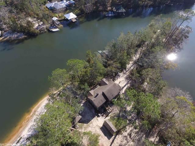 11772 Holly Street, Magnolia Springs, AL 36555 (MLS #315603) :: Crye-Leike Gulf Coast Real Estate & Vacation Rentals