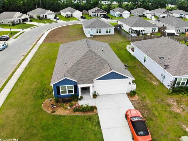 17474 Harding Drive, Foley, AL 36535 (MLS #315608) :: Dodson Real Estate Group