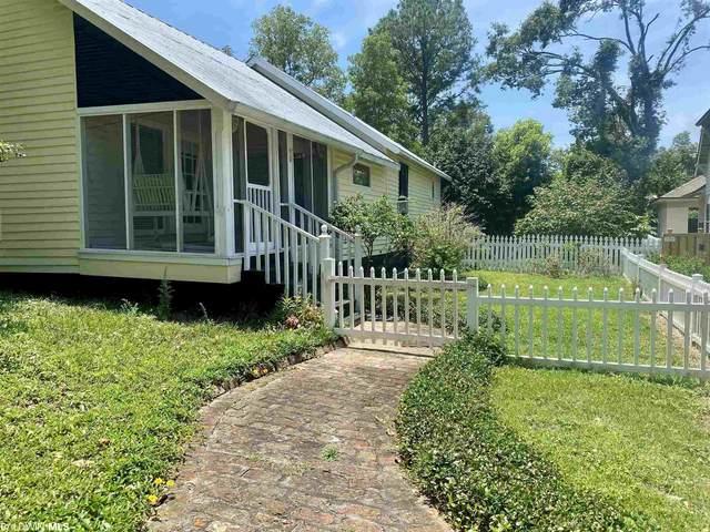 106 Pecan Avenue, Fairhope, AL 36532 (MLS #315616) :: Dodson Real Estate Group