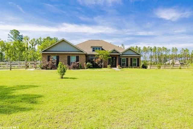 12836 Jenkins Pit Rd, Spanish Fort, AL 36527 (MLS #315629) :: Dodson Real Estate Group