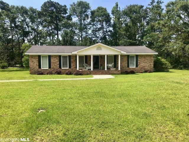 710 W 7th Street, Bay Minette, AL 36507 (MLS #315640) :: Gulf Coast Experts Real Estate Team