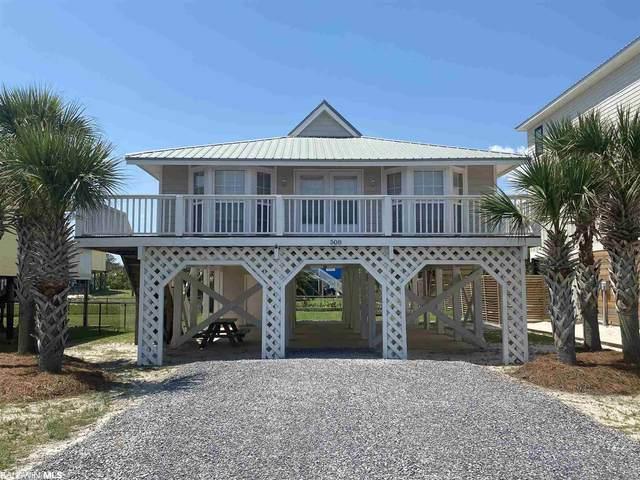508 W 1st Avenue, Gulf Shores, AL 36542 (MLS #315644) :: Dodson Real Estate Group
