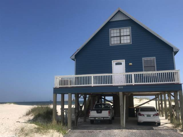2652 Ponce De Leon Drive, Gulf Shores, AL 36542 (MLS #315662) :: Crye-Leike Gulf Coast Real Estate & Vacation Rentals