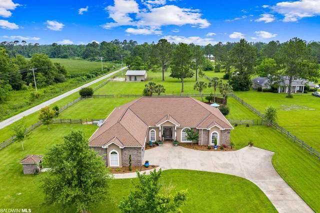 17051 County Road 32, Summerdale, AL 36580 (MLS #315678) :: Coldwell Banker Coastal Realty