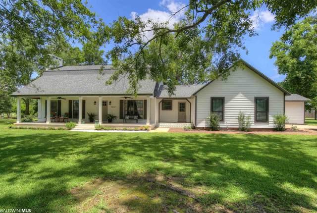 10221 Gayfer Road Ext, Fairhope, AL 36532 (MLS #315711) :: Elite Real Estate Solutions