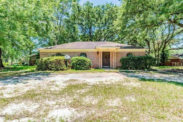 539 Scott Drive, Saraland, AL 36571 (MLS #315732) :: Elite Real Estate Solutions