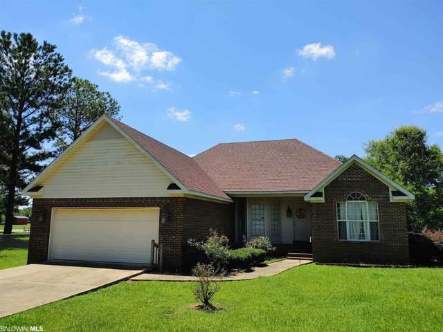 520 E Clinton Street, Jackson, AL 36545 (MLS #315748) :: Coldwell Banker Coastal Realty