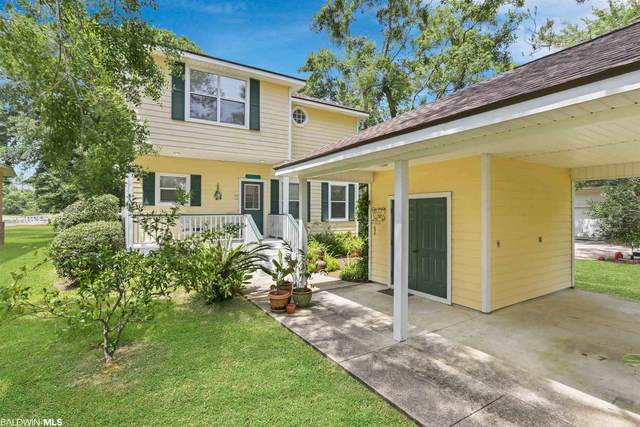 712 W Canal Drive, Gulf Shores, AL 36542 (MLS #315753) :: Crye-Leike Gulf Coast Real Estate & Vacation Rentals