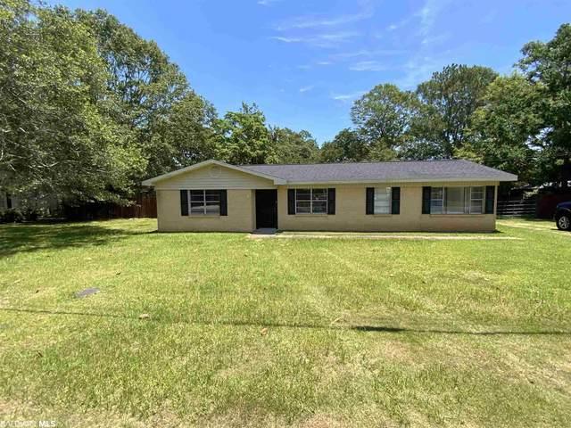 1904 Elaine Av, Bay Minette, AL 36507 (MLS #315761) :: Ashurst & Niemeyer Real Estate
