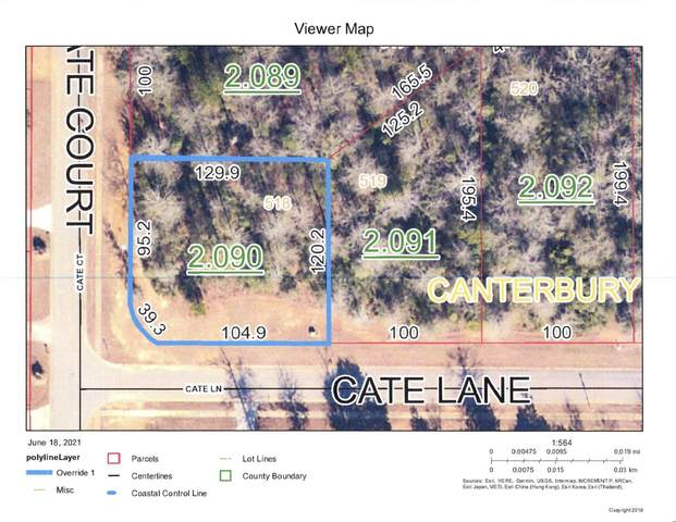 00 Cate Court, Bay Minette, AL 36507 (MLS #315784) :: Ashurst & Niemeyer Real Estate