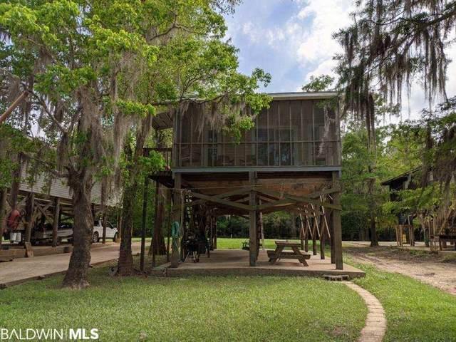 8155 Bryants Landing Road, Stockton, AL 36579 (MLS #315789) :: Ashurst & Niemeyer Real Estate