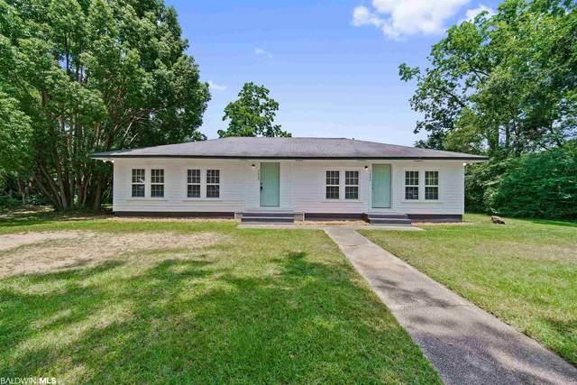 1604 Hand Av, Bay Minette, AL 36507 (MLS #315794) :: Ashurst & Niemeyer Real Estate