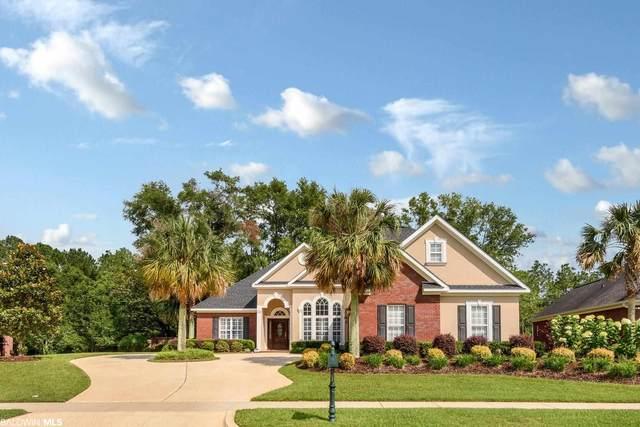 2516 Magnolia Grande Ct, Mobile, AL 36618 (MLS #315841) :: EXIT Realty Gulf Shores