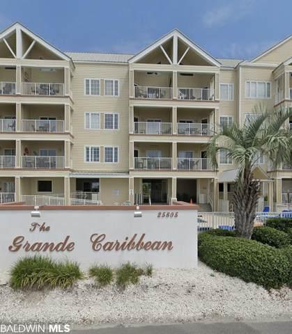 25805 Perdido Beach Blvd #122, Orange Beach, AL 36561 (MLS #315842) :: JWRE Powered by JPAR Coast & County