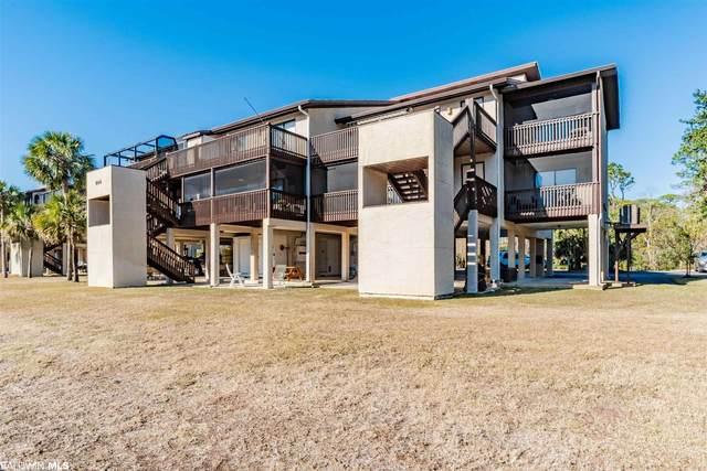 4166 Spinnaker Dr #805, Gulf Shores, AL 36542 (MLS #315876) :: Gulf Coast Experts Real Estate Team