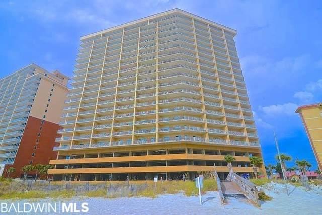 401 E Beach Blvd #704, Gulf Shores, AL 36542 (MLS #315892) :: The Kim and Brian Team at RE/MAX Paradise