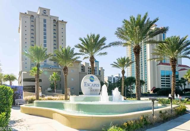 24060 Perdido Beach Blvd #1204, Orange Beach, AL 36561 (MLS #315903) :: Mobile Bay Realty