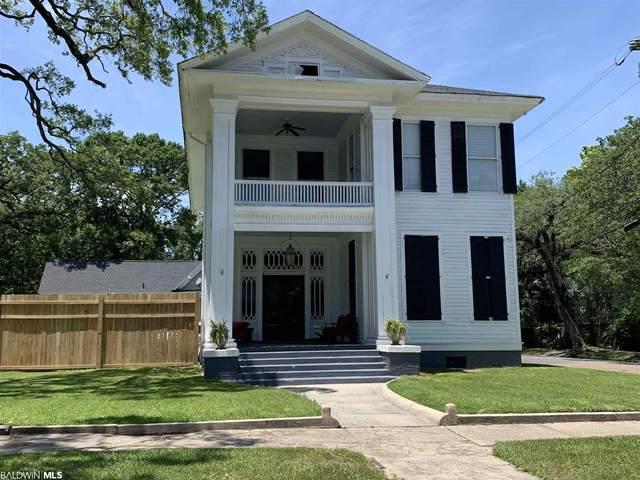 100 S Ann Street, Mobile, AL 36604 (MLS #315904) :: JWRE Powered by JPAR Coast & County