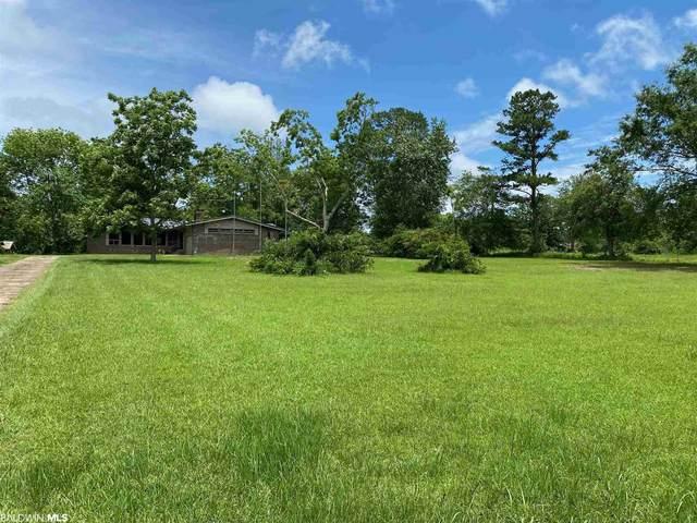 10125 Strickland Road, Grand Bay, AL 36541 (MLS #315943) :: Bellator Real Estate and Development