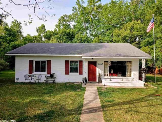 2467 Dauphin Island Pkwy, Mobile, AL 36605 (MLS #315947) :: Alabama Coastal Living