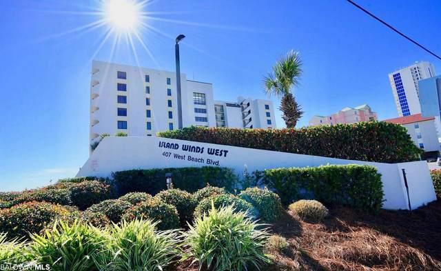407 W Beach Blvd #171, Gulf Shores, AL 36542 (MLS #315962) :: Ashurst & Niemeyer Real Estate
