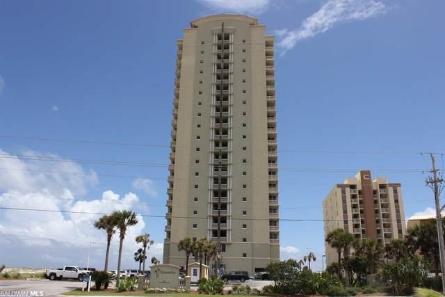 527 E Beach Blvd #1603, Gulf Shores, AL 36542 (MLS #315966) :: The Kim and Brian Team at RE/MAX Paradise