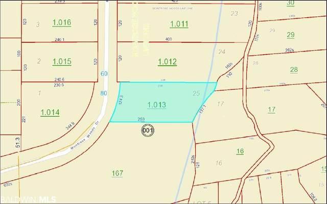 0 Montrose Woods Drive, Fairhope, AL 36532 (MLS #315968) :: Levin Rinke Realty