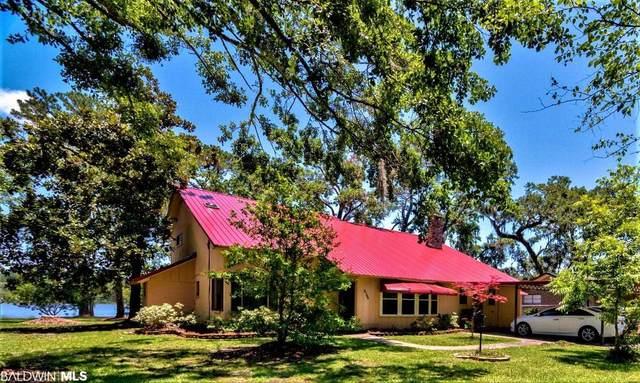 5700 Heritage Ln, Bon Secour, AL 36511 (MLS #316001) :: Crye-Leike Gulf Coast Real Estate & Vacation Rentals