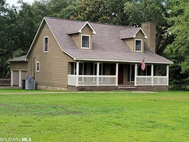 17043 Old Brady Rd, Bay Minette, AL 36507 (MLS #316006) :: Ashurst & Niemeyer Real Estate