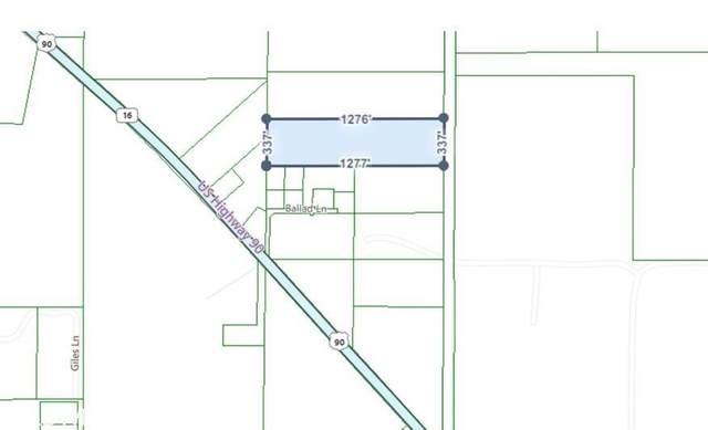 0 County Road 87, Elsanor, AL 36567 (MLS #316024) :: Elite Real Estate Solutions