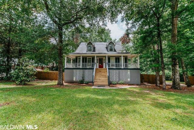 8000 Suzanne Way, Mobile, AL 36695 (MLS #316051) :: Dodson Real Estate Group