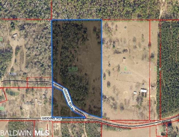 0 Giddens Road, Perdido, AL 36562 (MLS #316059) :: Levin Rinke Realty