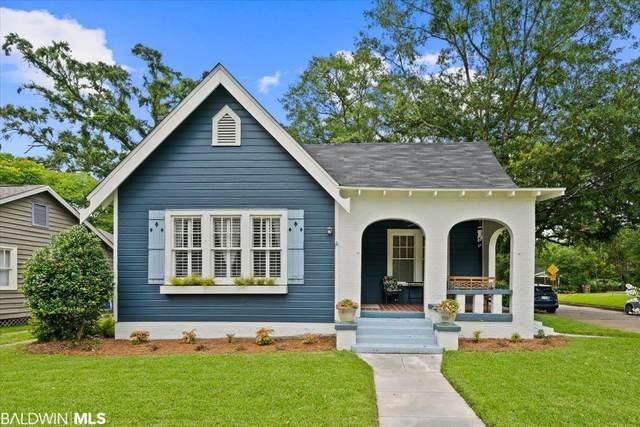 63 Westwood St, Mobile, AL 36606 (MLS #316062) :: Dodson Real Estate Group