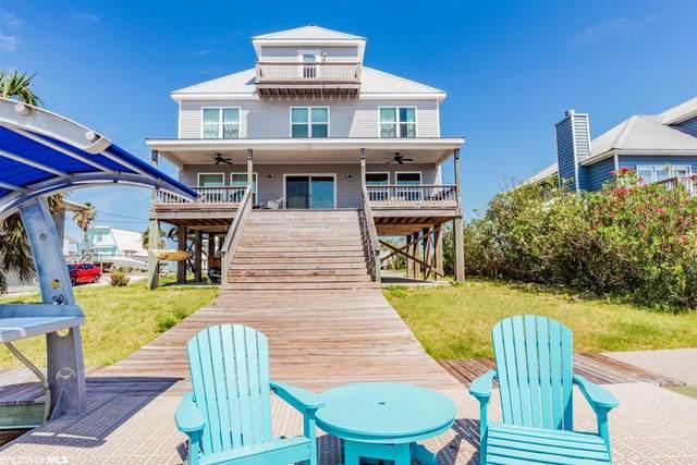 324 Port Royal Street, Dauphin Island, AL 36528 (MLS #316079) :: Dodson Real Estate Group
