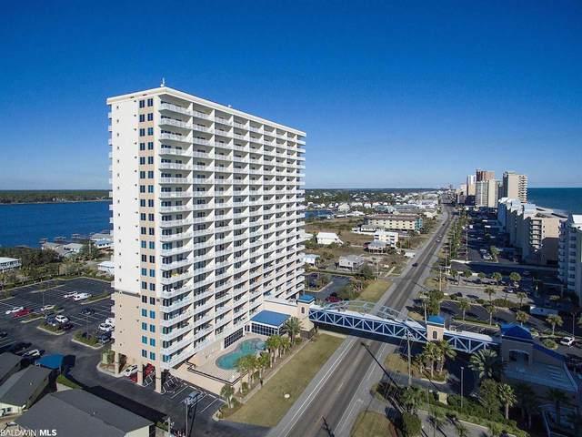1010 W Beach Blvd #1106, Gulf Shores, AL 36542 (MLS #316081) :: Coldwell Banker Coastal Realty