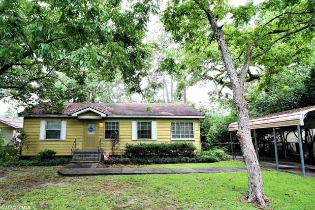 1610 W Martin Drive, Mobile, AL 36605 (MLS #316089) :: Dodson Real Estate Group