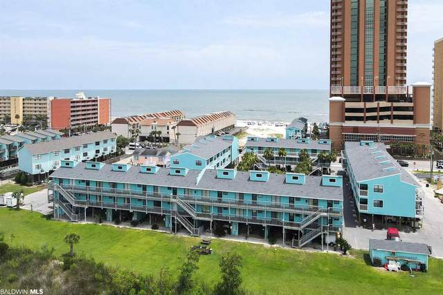 728 W Beach Blvd #120, Gulf Shores, AL 36542 (MLS #316099) :: Dodson Real Estate Group