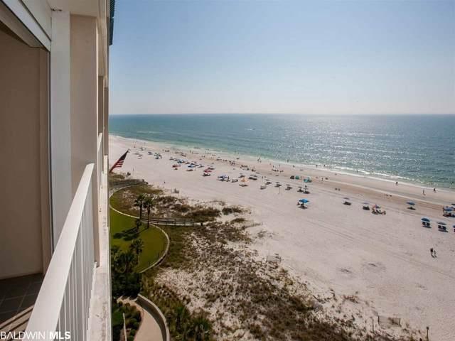 24950 Perdido Beach Blvd #705, Orange Beach, AL 36561 (MLS #316103) :: Dodson Real Estate Group